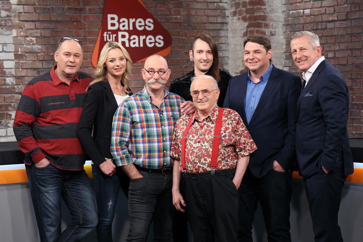 Bares Für Rares Händler Team