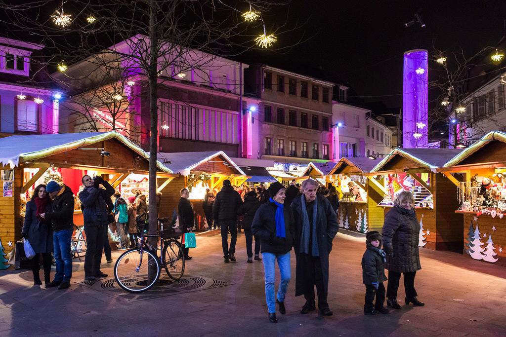 Wo Ist Der Größte Weihnachtsmarkt.Auf Zum Größten Weihnachtsmarkt Im Nordelsass Pfalz Echo