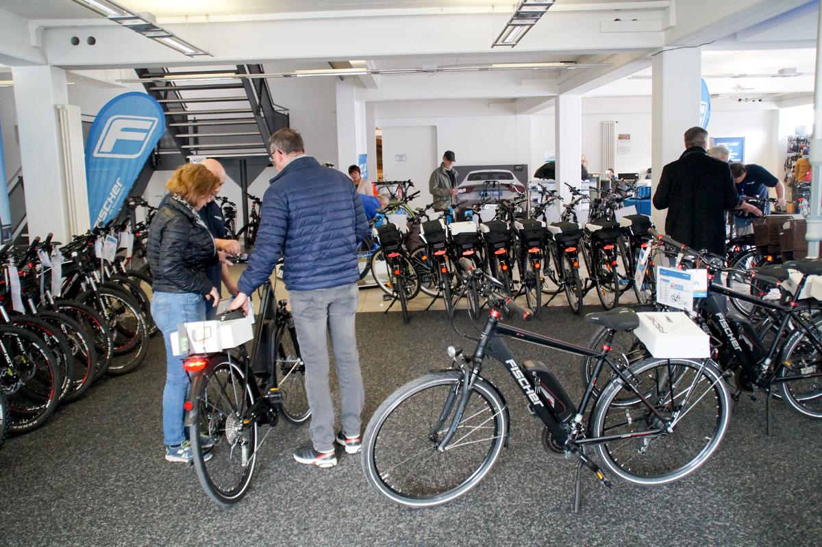 84497bff94db5d Qualitativ hochwertige E-Bikes