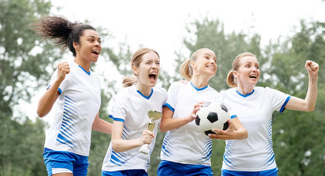 Frauen-Fußball-Teams treten oft in reduzierter Mannschaftsstärke auf. (Foto: honorarfrei)
