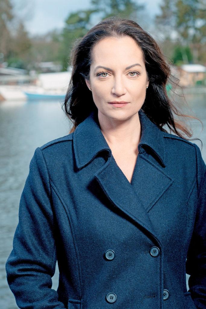 Schauspielerin Natalia Wörner