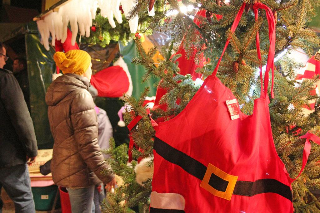 Muss der Weihnachtsmann in diesem Jahr seine Schürze an den Nagel hängen? (Foto: ebl)
