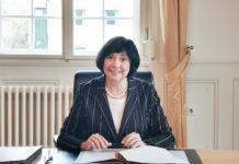 Ulrike Müller-Rospert - Landgerichtspräsidentin