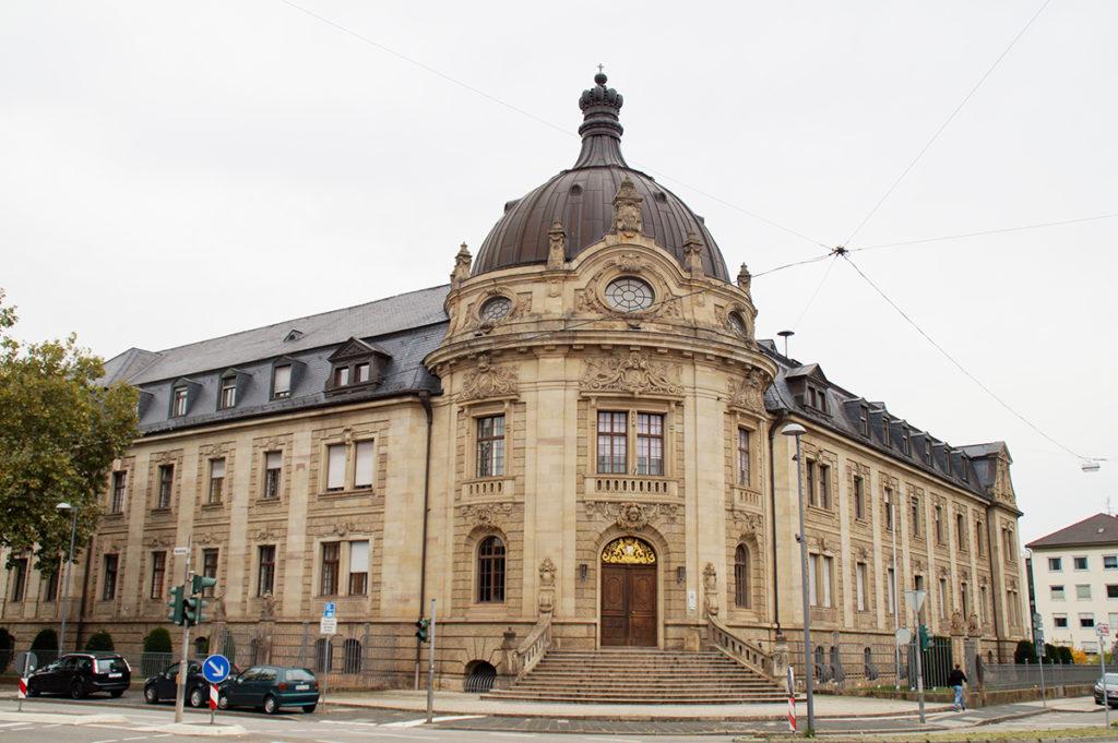 Das Landgericht in Landau ist eines von vier Landgerichten im Bezirk des Oberlandesgerichts Zweibrücken. (Foto: honorarfrei)