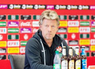 Fußballtrainer beim FCK: Jeff Saibene
