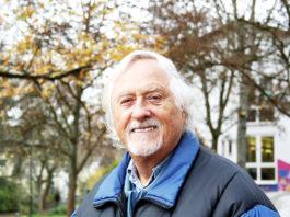 """Dr. Paul Schwarz lernte in all den Jahren als Journalist die Welt und alle Gruppen der Gesellschaft kennen. Er betont: """"Das trägt mich"""". (Foto: cdr)"""